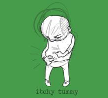 itchy tummy T-Shirt