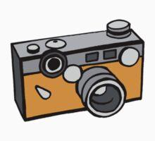 Argus C3 Vintage Camera by theartofdang