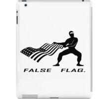 FALSE FLAG iPad Case/Skin