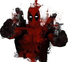 Deadpool - Trash by craneone