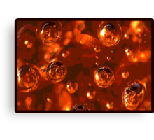 Paper Weight. Canvas Print