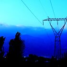 transmission tower by habish