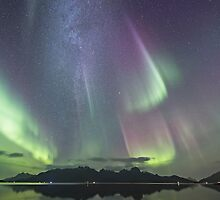 Milky Way by Frank Olsen