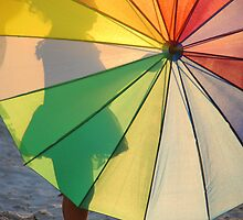 Under my umbrella by Annie Jones