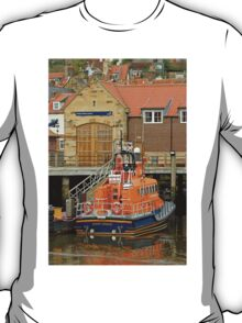 Whitby Lifeboat and Lifeboat Station T-Shirt