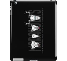 Marauders - We solemnly swear... iPad Case/Skin