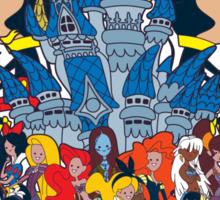 Princess Time Sticker