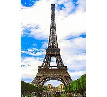 Eiffel Tower 11 Photographic Print