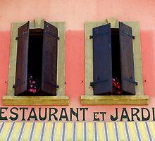 Restaurant Et Jardin by artisandelimage