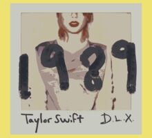 taylor swift 1989 popart Kids Clothes