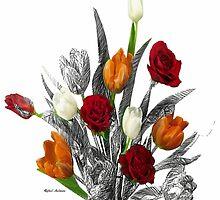 Flower Bouquet by Rafael Salazar