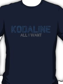 Kodaline T-Shirt