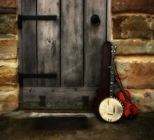 The Banjo & The Fiddle by tonilouise