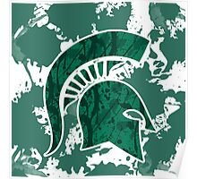 Michigan State Poster