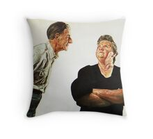 Happy Anniversary! Throw Pillow