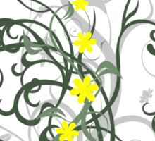 Garden design Sticker