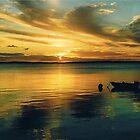 Sunset, Fraser Island by SusanC