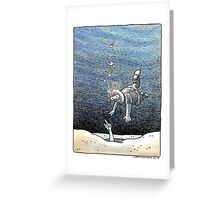 Deepest Desire by John Howard Greeting Card