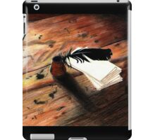 Quill Pen iPad Case/Skin