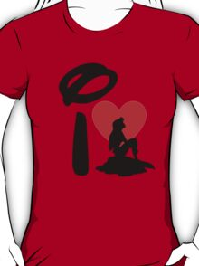 I Heart Little Mermaid T-Shirt
