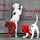 Christmas Card by rosaliemcm