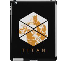 Destiny - Titan by AronGilli iPad Case/Skin
