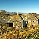 Hard Crag Farm by Jamie  Green