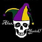 Alas, poor Yorick! by MrRaccoon