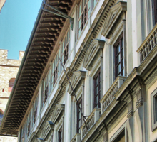 Palazzo Vecchio Tower Sticker