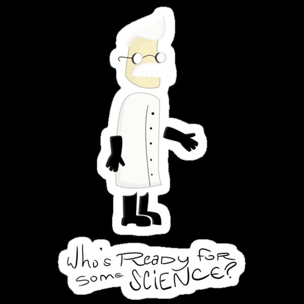 Professor Science by luecke