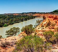 The Mighty Murray by DavidsArt