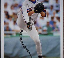 272 - Bill Krueger by Foob's Baseball Cards
