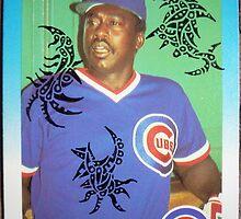 273 - Gary Matthews by Foob's Baseball Cards