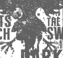 The Night's Watch Shirt Sticker