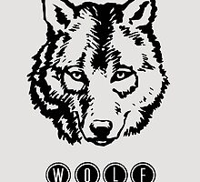 Wolf. by dirttrackvibes