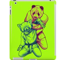 Martial Arts - Way of Life #4 iPad Case/Skin
