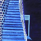 Staircase by Joan Wild