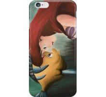 Ariel & Flounder iPhone Case/Skin