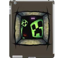The Night on Minecraft iPad Case/Skin
