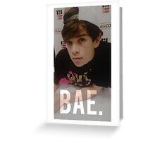 Hayes-BAE. Greeting Card