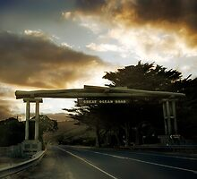 Great Ocean Road by Samantha Cole-Surjan
