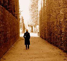 Walking Tall by Micah Sampson