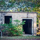 WW2 Bunker by Candice84