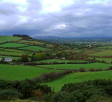A View From Loughcrew by S.I. Sheehan