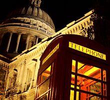 Hotline to heaven by Wickerman