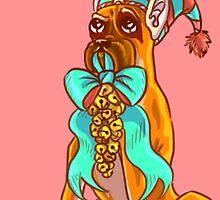 Jingle Boxer by Gwyneth Conaway