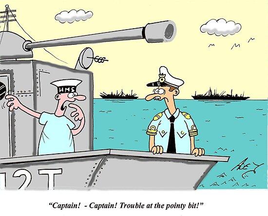pointy ship by adey  bryant