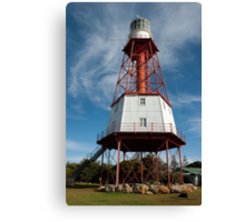 Kingston Lighthouse Canvas Print
