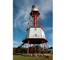 Kingston Lighthouse Photographic Print