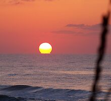 Sunrise on Carolina Beach by TNRidrnr